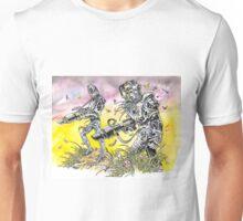 Men of steel Unisex T-Shirt