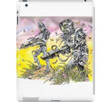 Men of steel iPad Case/Skin