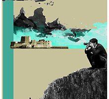 A Homeland souvenir #3: The castle and the clouds. by DANAI GKONI