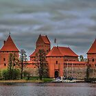 Lithuania. Trakai Island Castle. by vadim19