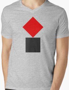 SUPREMATISM! Mens V-Neck T-Shirt