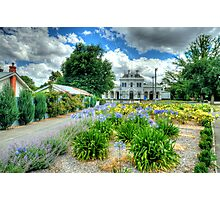 Something In Common - Clunes, Victoria - The HDR Experience Photographic Print