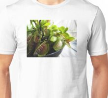 Venus Flytrap #2 Unisex T-Shirt