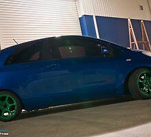 Toyota Yaris by impulse