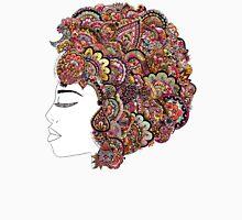 Her Hair - les fleur Unisex T-Shirt