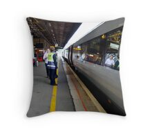 I'll be seeing you! Throw Pillow