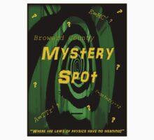 The Mystery Spot - new Supernatural design! Kids Tee