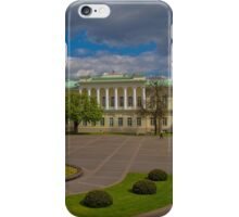 Lithuania. Vilnius. Presidential Palace. iPhone Case/Skin