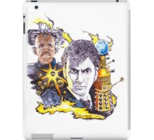 Dr Who and the Stolen Earth iPad Case/Skin
