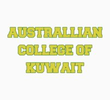 USTRALLIAN, COLLEGE, KUWAIT by philbeck
