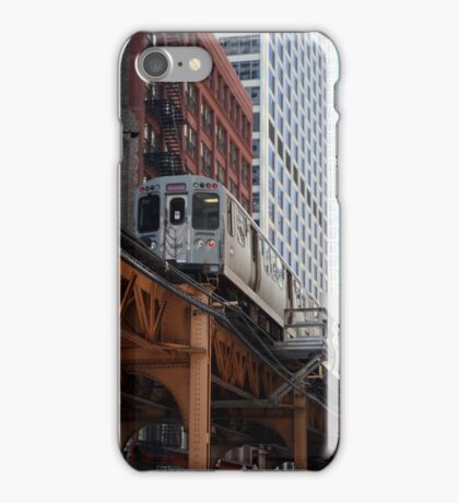 Chicago Train iPhone Case/Skin