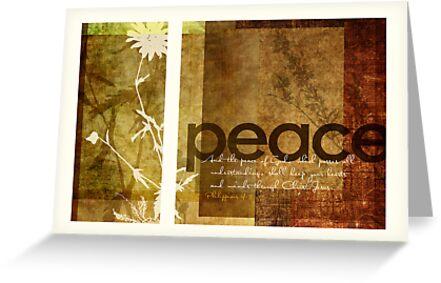 Peace | Philippians 4:7 by Dallas Drotz