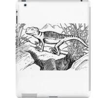 Happy Little Lizard iPad Case/Skin