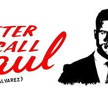 Saul 'Canelo' Alvarez - Better Call Saul (Alvarez) by liam175