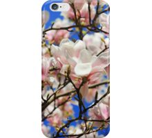Magnolia. iPhone Case/Skin