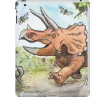 Happy Triceratops iPad Case/Skin