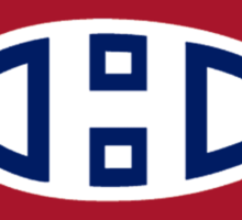 Montreal Canadiens Sticker
