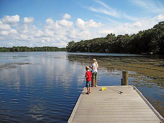 Martin Lake Parker, Florida by Mike Pesseackey (crimsontideguy)