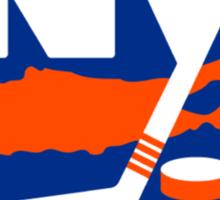 New York Islanders Sticker