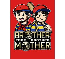 Another MOTHER - Ness & Ninten Photographic Print