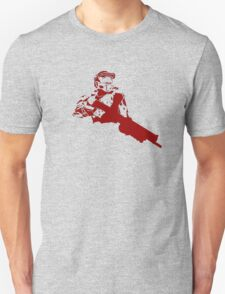 Halo Master Chief red T-Shirt
