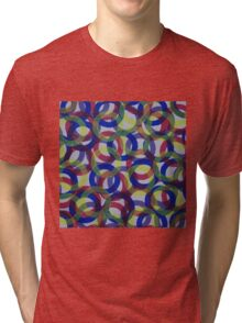 Circles 2 Tri-blend T-Shirt