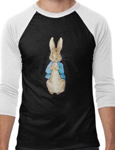 Peter Rabbit Men's Baseball ¾ T-Shirt
