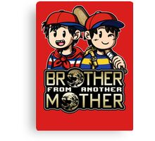 Another MOTHER - Ness & Ninten (alt) Canvas Print
