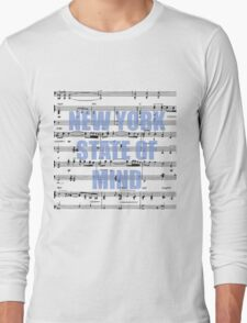 New York State of Mind Long Sleeve T-Shirt