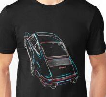 Porsche 911 3.2 Overhead Unisex T-Shirt