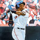 Barry Bonds by lshelton
