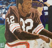 Jim Brown by lshelton