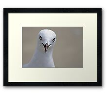 Eye on You Framed Print