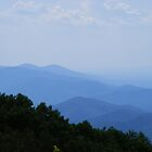 Blue Ridge Mountains by Shuterbug