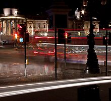 Trafalgar Square by Richard Keech