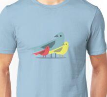 Birds Unisex T-Shirt