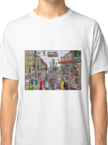Funny TV and movie stars Classic T-Shirt