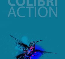 Ho'oponopono Action Colibri by McAllister