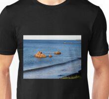 Rock Islands, Penguin, Tasmania, Australia. Unisex T-Shirt