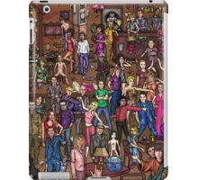 Music stars iPad Case/Skin