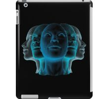 Faces iPad Case/Skin