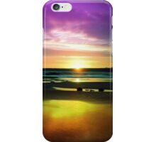 Colourful Reflection iPhone Case/Skin