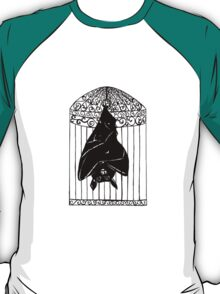 Bat in a Cage T-Shirt