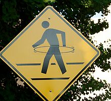 Hula Hoop Crossing by H A Waring Johnson