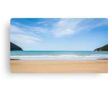 Australian Beach Canvas Print