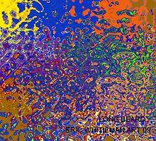 ( LONG BEARD )  ERIC WHITEMAN ART  by eric  whiteman