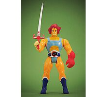 Lion-O Photographic Print