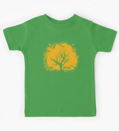 Tree Clearing Kids Tee