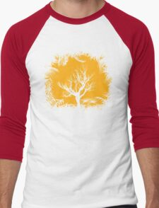 Tree Clearing Men's Baseball ¾ T-Shirt