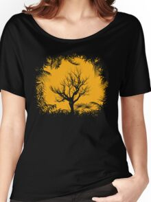 Tree Clearing Women's Relaxed Fit T-Shirt